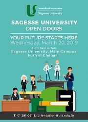 Sagesse University Annual Open Doors