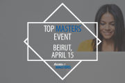 Meet Top international Masters Programs in Beirut