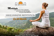 Sahaj Samadhi Meditation Course - Center
