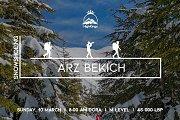Arez Bekish Snowshoeing | HighKings