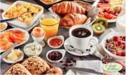 Buffet Breakfast at Le Jardin Du Royal