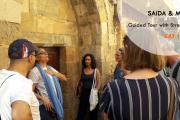 Saida & Mleeta - Guided Tour With Living Lebanon