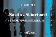 The Ballroom Blitz: Nastia / Skatebård