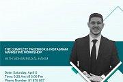 The Complete Facebook & Instagram Marketing Workshop