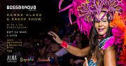 Outdoor SAMBA Class and Dance Show with LIVE Percussion