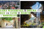 Baatara Waterfall to Douma Hike