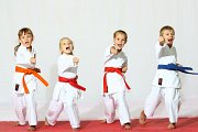 Taekwondo for children and those with Learning Difficulties at Special Miles (S-miles) Center