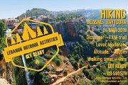 HIKING in Jezzine – Haytoura with LEBANON OUTDOOR ACTIVITIES