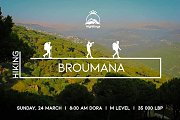 Hiking in Broumana by HighKings 961