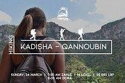 Hiking in Kadisha - Qannoubin with Highkings 961