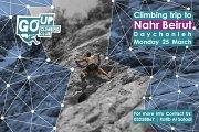 Climbing Trip to Nahr Beirut -Daychonieh with Go Up Climb