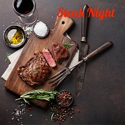 Steak Night every Thursday at Hemingway's