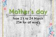 Mother's Day at Mavis Restobar