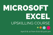 Microsoft Excel Upskilling Course