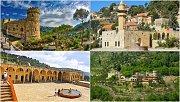 Deir El Qamar - Moussa Castle - Beiteddine Palace with Zingy Ride