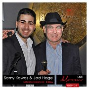 Sami Kawas & Jade Hage at Bloom