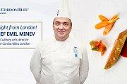 Chef Emil Minev Cooking Workshop
