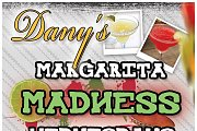 Margarita Madness Wednesdays at Dany's