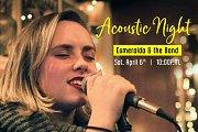 Acoustic Night  at Em's Cuisine