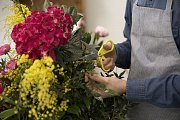 Flower Workshop at Le Lilas Flower Lounge