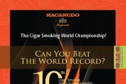 The Cigar Smoking World Championship Middle East- CSWC