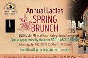 Annual Ladies Spring Brunch