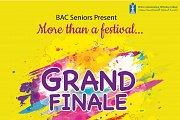 The Grand Finale : More Than a Festival