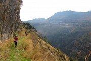 Hiking from Deir Mar Semaan (Aito) to Deir Hamatoura with Footprints Club