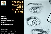 Drawing Classes with Mirvate Sleem