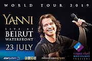 Yanni Live in Concert at Beirut Waterfront - Part of Beirut Holidays