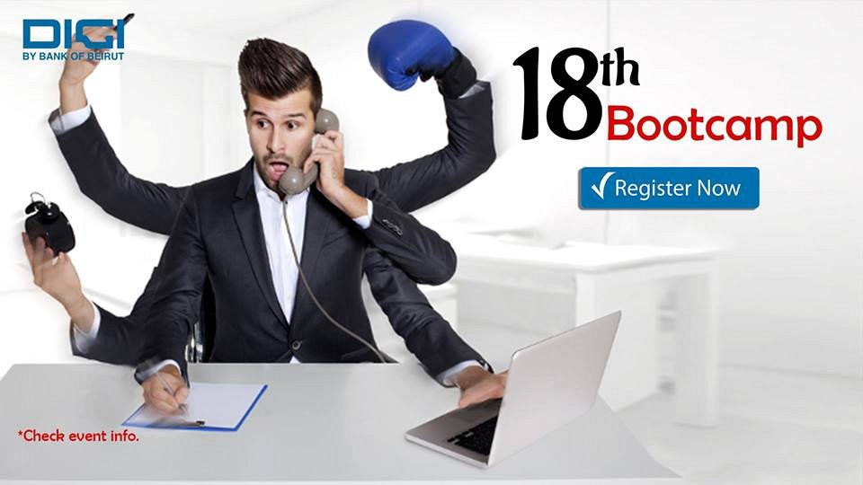 Bank of Beirut - 18th Work Success Bootcamp « Lebtivity