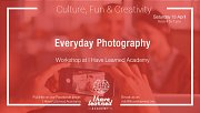 Everyday Photography - Workshop at I Have Learned Academy