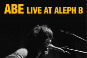 Acoustic set with Abe | Live at Aleph B°