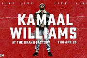 Kamaal Williams Live At The Grand Factory