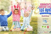 Lebanon's Biggest Ever Easter Egg-hunt