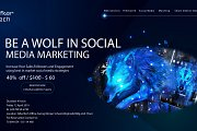 Be a Wolf in Social Media Marketing