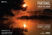 Pantanal Land of the Jaguar | Photo Exhibit by Michel Zoghzoghi
