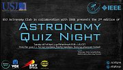 Astronomy Quiz Night 2