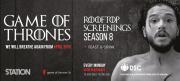 FILM – GAME OF THRONES FINAL SEASON ROOFTOP SCREENINGS