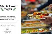Palm & Easter Sunday Buffet- Dieze Kfarhbab