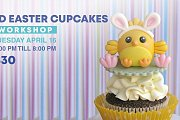 3D Easter Cupcackes