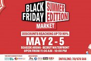 Black Friday Market Summer Edition