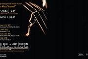 Chamber Music Season V | Julian Steckel, Cello & Paul Rivinius, Piano