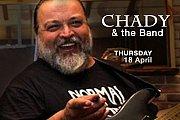 Chady & The Band at Kudeta