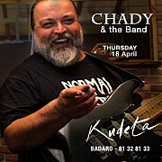 Chady & The Band at Kudeta