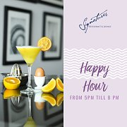 Happy Hour at Signatures