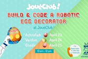 Exclusive Workshop at JouéClub