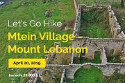 Let's Go Hike In Mtein Village with Let's Go