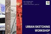 Urban Sketching Workshop with Ahmad Ghaddar