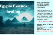 Egypto Essene conference
